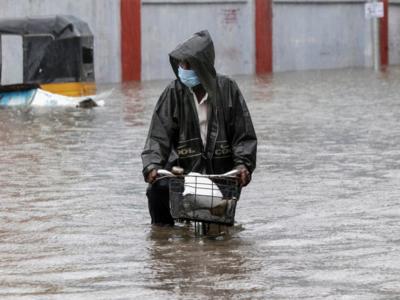 Cyclone Nivar: Life in Tirupati, Nellore affected as rains lash several parts of Andhra Pradesh