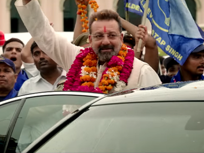 Prassthanam Movie Review: This Sanjay Dutt, Manisha Koirala remake of the Telugu film hardly offers anything different