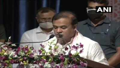 Live updates: Himanta Biswa Sarma takes oath as Assam chief minister