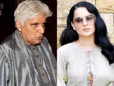 Mumbai court issues summons to Kangana Ranaut on Javed Akhtar's complaint