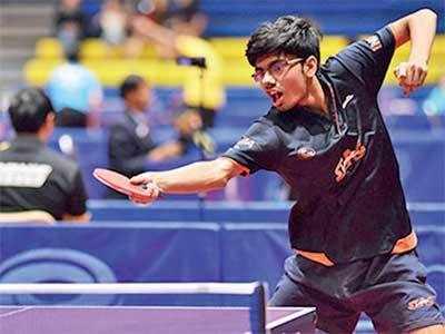 Manav books Youth Olympics berth