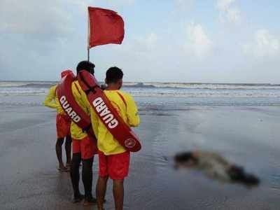 Man's body washes ashore at Juhu beach