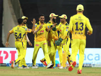 KKR vs CSK Highlights, IPL 2021: Chennai beat Kolkata in a thriller, move to top in points table