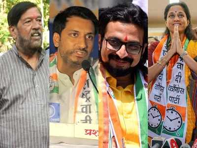 Maharashtra Election Results 2019: Supriya Sule, Amol Kolhe win from Baramati and Shirur respectively; Parth Pawar defeated in Maval