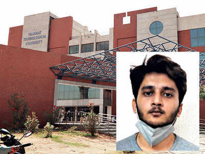 23-yr-old uploaded data to force GTU to put off exams