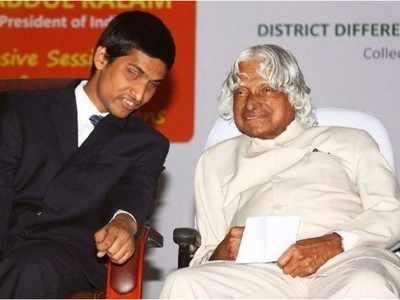 Andhra Pradesh: Visually challenged entrepreneur Srikanth Bolla