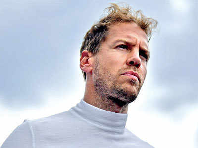 Sebastian Vettel has mettle