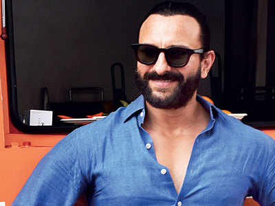 Saif Ali Khan to play Indian diplomat in upcoming film