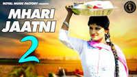 Latest Haryanvi Song 'Mahri Jaatni 2' Sung By TR Music