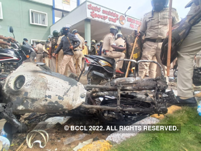 Bengaluru Violence: Bengaluru police chief Kamal Pant extends curfew up to 6 am on August 15