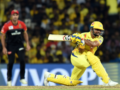 CSK beats RCB by 7 wickets in IPL 2019 season opener