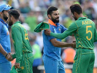 No decision on India-Pakistan World Cup clash yet: CoA chief Vinod Rai