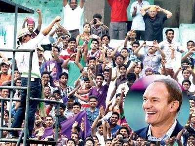 The Invictus man who gave IPL its defining bugle sound
