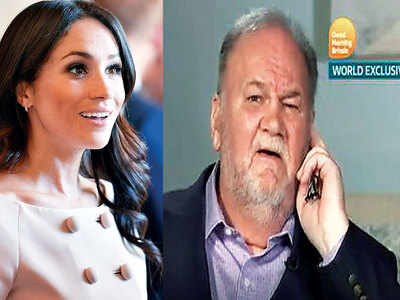 'Stop lying': Meghan Markle's letter reveals rift with dad