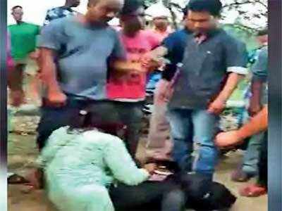 'Moral police' thrash woman in Meghalaya