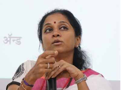 EC conducts check on Supriya Sule helicopter, nothing objectionable found