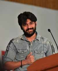 Dhruv Vikram tells students in Coimbatore the challenges he faced for Adithya Varma