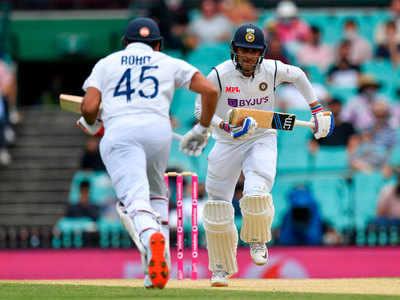 India vs Australia 3rd Test: Shubman Gill, Rohit Sharma break 11-year old opening jinx
