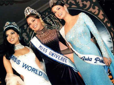 How Priyanka Chopra won the Miss India-World title at 17