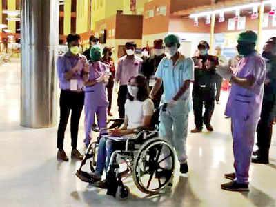 Gujarat has lowest coronavirus recovery rate in India