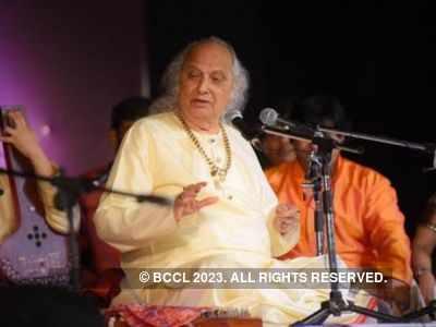 SPIC MACAY's homage to Pandit Jasraj