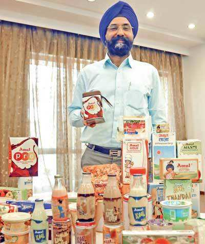 Amul to expand its butterly spread