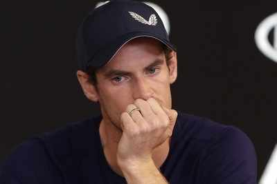Struggling to cope with hip injury, Andy Murray to end career at Australian Open