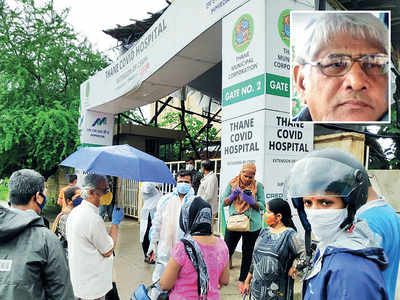 Thane: Man goes missing from COVID-19 hospital, family demands investigation