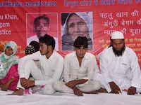 Pehlu lynching case: Who killed my father, asks son