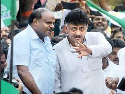 Friendship with DK Shivakumar is over: HD Kumaraswamy