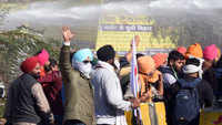 Farm laws protest: On Day 2, farmers allowed to assemble in Delhi
