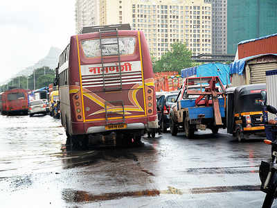 Bad roads blamed for cuts in bus services