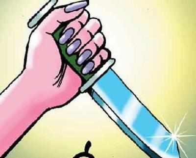 Masked man slits Vastrapur resident's throat