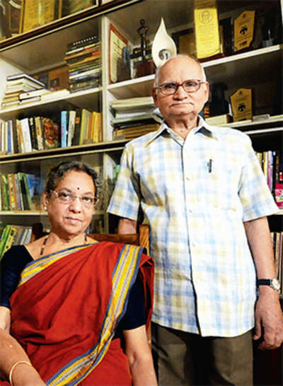 Two good: Couple of translators bring joy to Kannada, Marathi