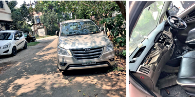 Bengaluru: New parking risk: Gang takes off with airbags