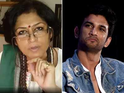 Roopa Ganguly on nepotism after Sushant Singh  Rajput's death: Won't watch films of certain people after this