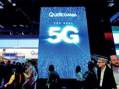 Qualcomm forecasts 200 mn 5G phone shipments in 2020