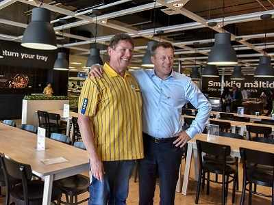 IKEA to open its first store in India in Hyderabad on August 9