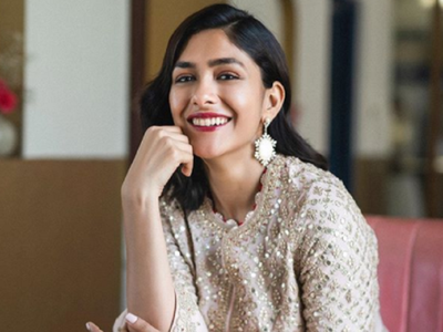 Mrunal Thakur has four films lined up for 2021