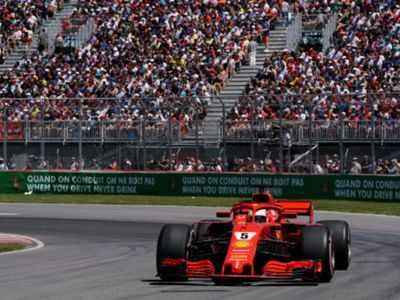 Canadian Grand Prix postponed from June