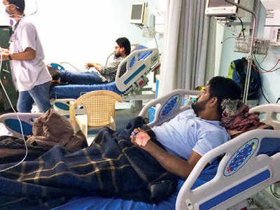 Thane: Eight Kalwa hospital doctors from radiology department in ICU due to dengue