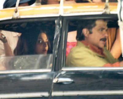 Aishwarya Rai Bachchan starts shooting for Fanney Khan with Anil Kapoor