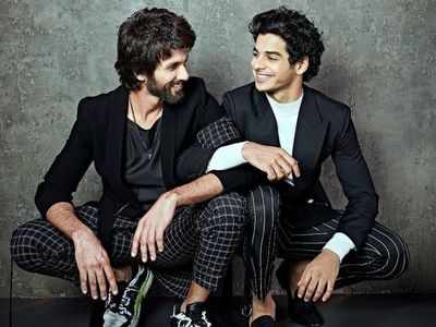 Shahid Kapoor has been a shining example for me: Ishaan Khatter
