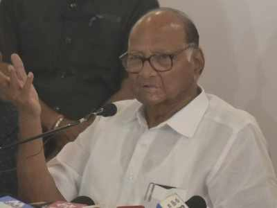 Minorities not against Shiv Sena; wanted BJP out of power, says Sharad Pawar