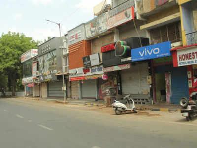Ahmedabad shuts down for a week