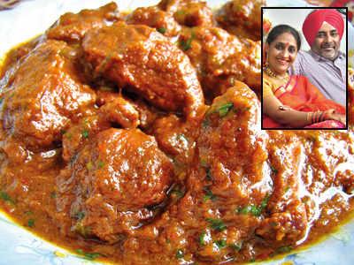 Punjabi-size mutton on Sundays