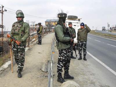 Pulwama terror attack case: NIA arrests father-daughter duo who had sheltered the terrorists