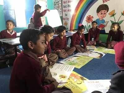 Reading becomes biggest learning aid for students