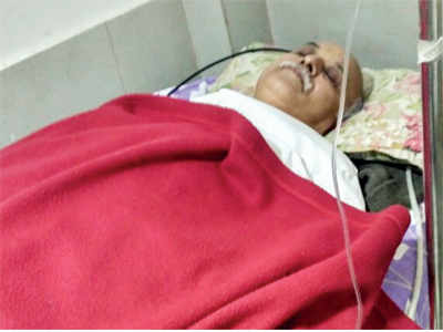 VHP leader Pravin Togadia goes 'missing' in morning, is found unconscious in evening