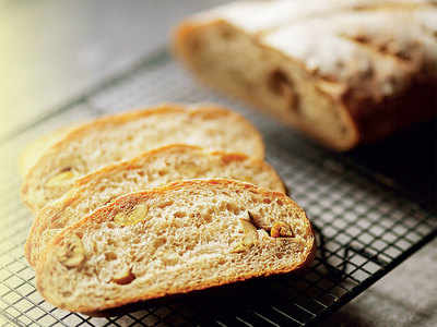 PLAN AHEAD : Bake some bread